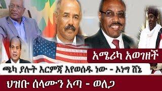 Ethiopia: የኢትዮታይምስ የዕለቱ ዜና | EthioTimes Daily Ethiopian News  | OLF  | Isaias Afwerki