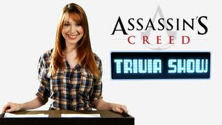 TGS TRIVIA SHOW - Assassin's Creed Edition w/ Lisa Foiles - TGS