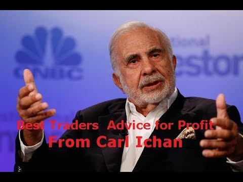 Carl Ichan Interview Lifestyle & Mindset of a Successful Trader