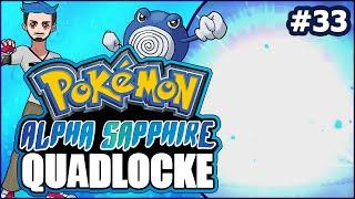 Pokémon AlphaSapphire Randomizer Quadlocke Part 33 | 1-Punch Wynaut by Ace Trainer Liam