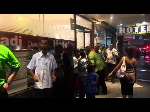 Vídeo de Nadi Downtown Hotel