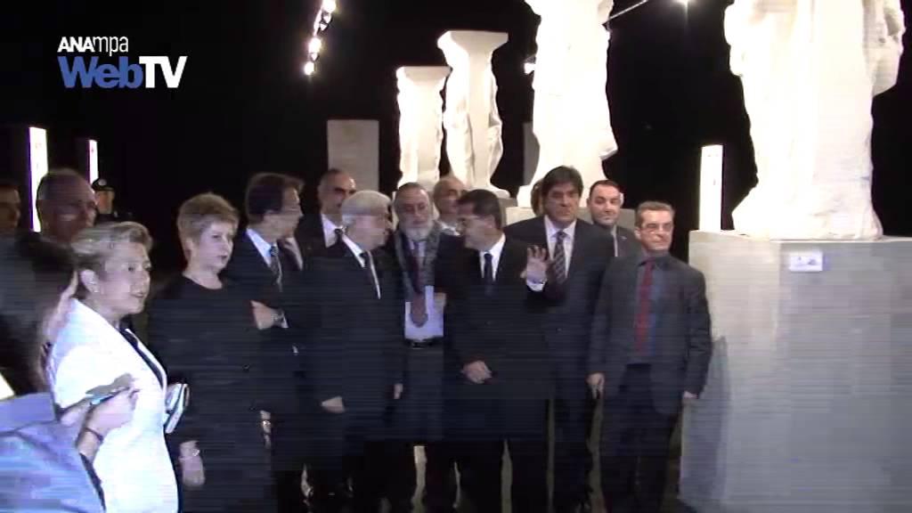 Την έκθεση των «Μαγεμένων» στη ΔΕΘ επισκέφθηκε ο Πρόεδρος της Δημοκρατίας