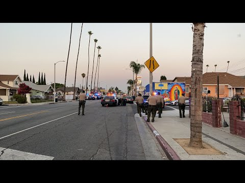 Heavy Sheriff presents in East Los Angeles