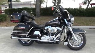 9. Used 2005 Harley Davidson Electra Glide Classic for sale