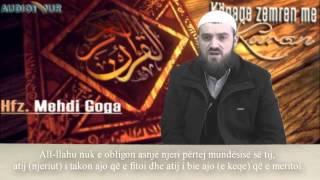 Sure Bekare-Ajeti 284 - 286 - Hf. Mehdi Goga