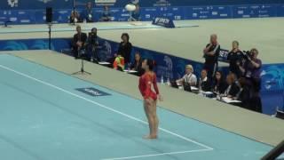 Weitere Videos unter www.german-gymnastics.de