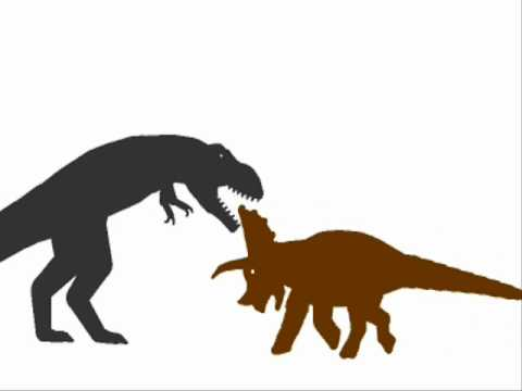 PDFC - Tyrannosaurus vs Triceratops