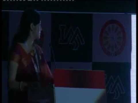 IMA International Management Conclave 2013 : Mr Pavan Duggal - Part 1