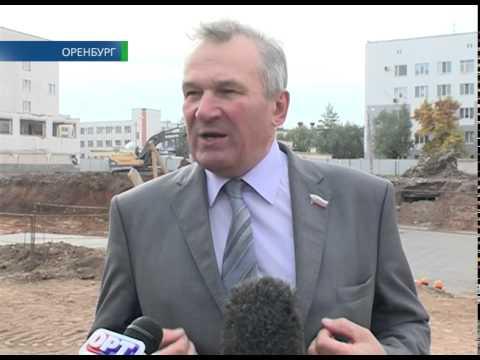 перинатальный центр, строительство, губернатор Юрий Берг