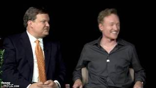 Download Youtube: Conan O'Brien & Andy Richter: Between Two Ferns with Zach Galifianakis