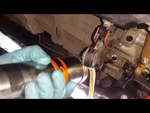 Форд фокус 3 коробка механика замена масла фото