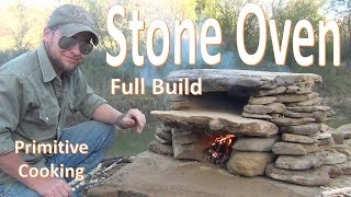 Start to finish build of a primitive stone oven built of sandstone and natural clay. My Patreon: https://www.patreon.com/user?u=2838693&ty=h Bitcoin Address: ...