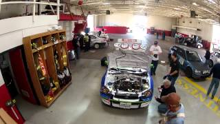 Rally in the 100 Acre Wood Intro&Tech Inspection