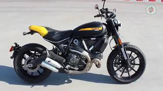 6. 2018 Ducati Scrambler Full Throttle Standard