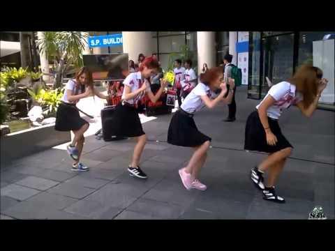 【幽冥工廠】泰搞鬼創意舞蹈大賽