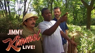 Video Tracy Morgan, Jimmy Kimmel & Guillermo Tour the Bronx Zoo MP3, 3GP, MP4, WEBM, AVI, FLV Desember 2018