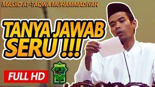 Video Tanya Jawab Seru Ustadz Abdul Somad  Masjid At-Taqwa Muhammadiyah MP3, 3GP, MP4, WEBM, AVI, FLV Maret 2019