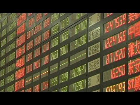 Ανάπτυξη 7% αλλά και πτώση του χρηματιστηρίου στην Κίνα – economy