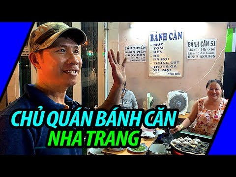 Chủ quán 51 Tô Hiến Thành, Nha Trang: Bán bánh căn, thích hòa bình, hay coi Phố Bolsa TV - Thời lượng: 20:57.