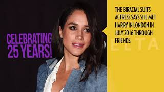 Video The history of Prince Harry and Meghan Markle MP3, 3GP, MP4, WEBM, AVI, FLV Oktober 2017