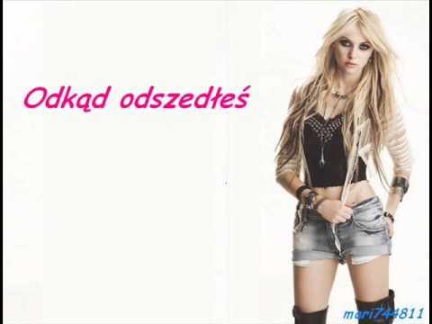 The Pretty Reckless - Since You're Gone (tłumaczenie pl)