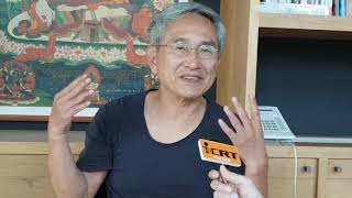 Video Interview with Cloudgate Dance Theatre Founder Lin Hwai-Min MP3, 3GP, MP4, WEBM, AVI, FLV November 2018