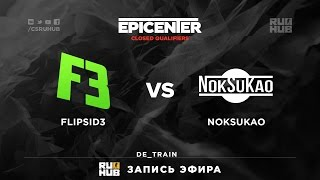 Flipsid3 vs NokSuKao, game 3