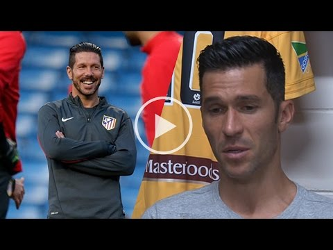 Luis Garcia on Simeone and Atletico's success