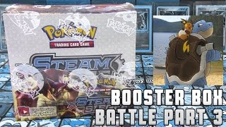 Pokémon Cards - Steam Siege Booster Box Opening Battle vs Mayhem Pokemon! | Part 3 by The Pokémon Evolutionaries
