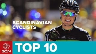 Top 10 Scandinavian Cyclists