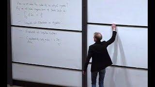 Oxford Mathematics 1st Year Student Lecture: Analysis III - Integration. Prof. Ben J. Green
