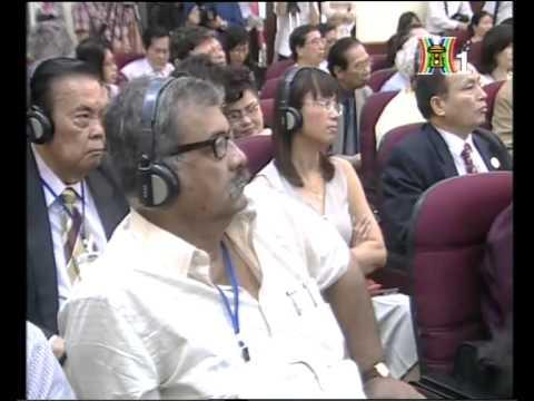 Gặp gỡ hữu nghị giữa các tổ chức nhân dân Việt Nam và bạn bè quốc tế