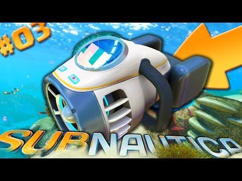 QUESTO OGGETTO CAMBIERÀ LA SERIE! ROAD TO SEAGLIDE - Subnautica ITA #3 (видео)