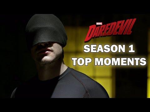 Daredevil Season 1 - Top Moments