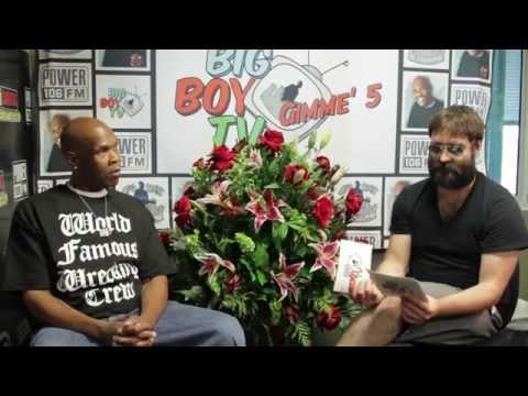 Between One Rose Bush with Zach Galifianakis | BigBoyTV