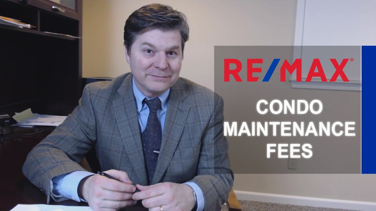 What's Included in a Condo Maintenance Fee?