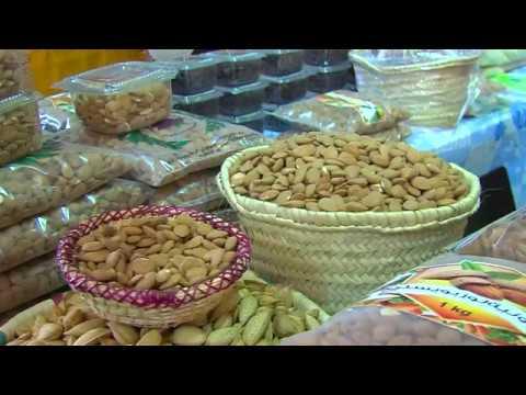 عزيز أخنوش يفتتح معرض المنتجات المحلية المنظم في إطار الدورة 8 لمهرجان اللوز بتافراوت