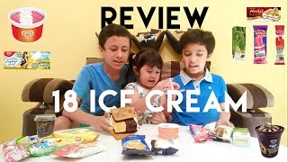 Video Kids Brother - Review 18 Ice Cream MP3, 3GP, MP4, WEBM, AVI, FLV Januari 2019