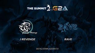 Johnny+4 vs Rave, game 1