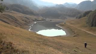 روعة الجبال في البوسنة والهرسك