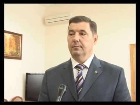 Встреча руководства ОРО ВПА МПА с мэром г. Омска