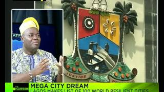 Lagos Mega City Dream