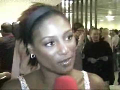 The Netherlands 2007: Interview with Edsilia Rombley