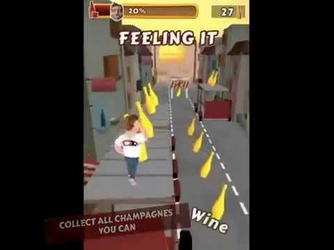 Video of Drunk Runner