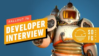 Fallout 76 Wastelanders - Gameplay Interview   Summer of Gaming by IGN