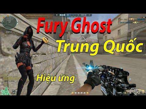 Hiệu ứng Fury Ghost CFQQ: Anh Đã Già Xạo Chó - Thời lượng: 10 phút.