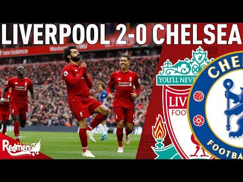 SALAH SCORED A THUNDER B*****D! | Liverpool V Chelsea 2-0 | Paul's Match Reaction