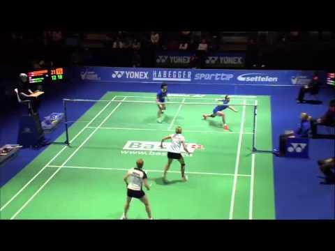 Bao Yixin/Tang Yuanting vs Eefje Muskens/Selena Piek | SF Match 3 – Swiss Open 2015