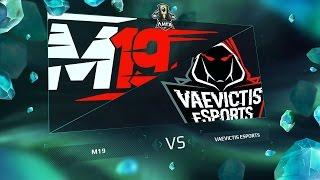 M19 vs VS - Неделя 7 День 2 / LCL