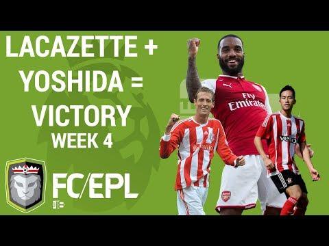 Fantasy Premier League Tips Week 4